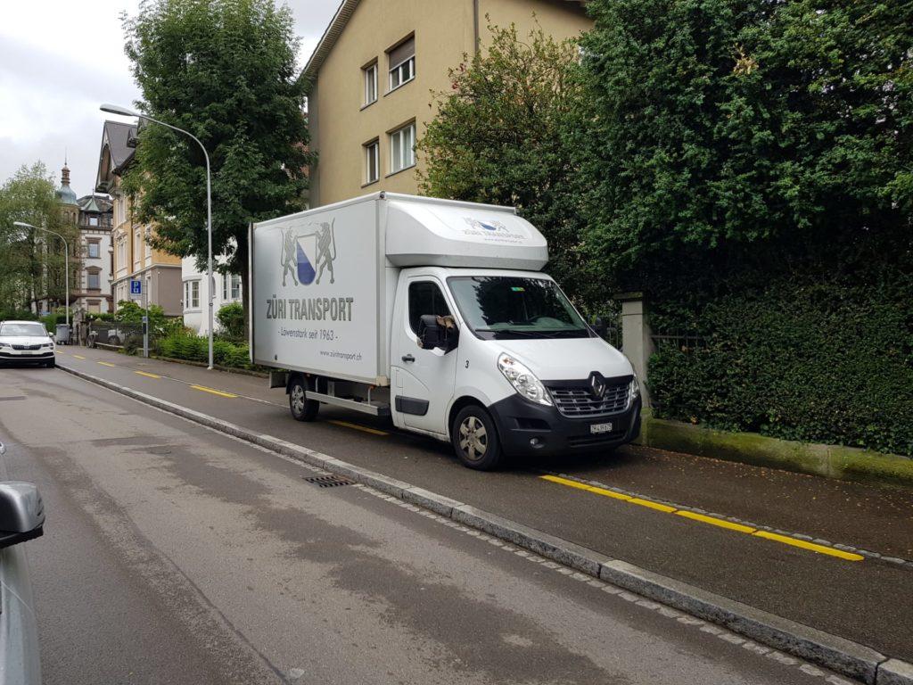 15f700a3-6ae1-42d9-9d95-1d93e3890cf9 Umzug in Zürich